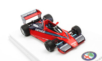 "Brabham BT46 ""2º GP. Mónaco"" n°1 Niki Lauda (1978) True Scale 1:43"