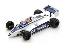 "Brabham BT49 ""GP. Long Beach"" nº 5 Nelson Piquet (1980) Spark 1:43"