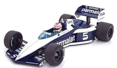 Brabham BT52 nº 5 Nelson Piquet (1983) Minichamps 1:18