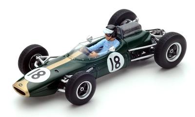 "Brabham BT7 ""GP. Holanda"" nº 18 Dan Gurney (1963) Spark 1:43"