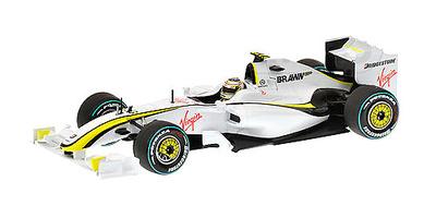 "Brawn BGP001 ""2º GP. Australia"" nº 23 Rubens Barrichello (2009) Minichamps 1/43"