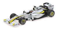 Brawn BGP001 nº 22 Jenson Button (2009) Minichamps 1:43