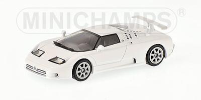 Bugatti EB 110 (1994) Minichamps 1/43