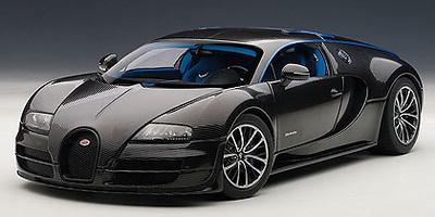 "Bugatti Veyron Super Sport ""Edition Merveilleux - Simon"" (2011) Autoart 1/18"