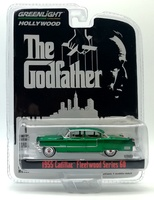 "Cadillac Fleetwood Serie 60 (1955)  ""El Padrino '72"" Green Machine 1/64"