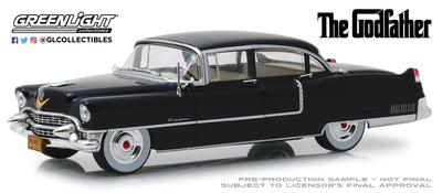 "Cadillac Fleetwood Serie 60 (1955)  ""El Padrino '72"" Greenlight 1/24"