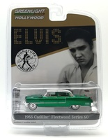 "Cadillac Fleetwood Serie 60 ""Elvis Presley"" (1955) Green Machine 1/64"