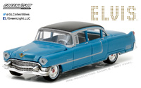 "Cadillac Fleetwood Serie 60 ""Elvis Presley"" (1955) Greenlight 1/64"