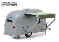 Carabana Airstream 16' Bambi con toldo (1971) Greenlight 1/64