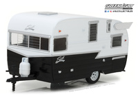 Caravana Shasta 15' Airflyte  (1960) Greenlight 1/24