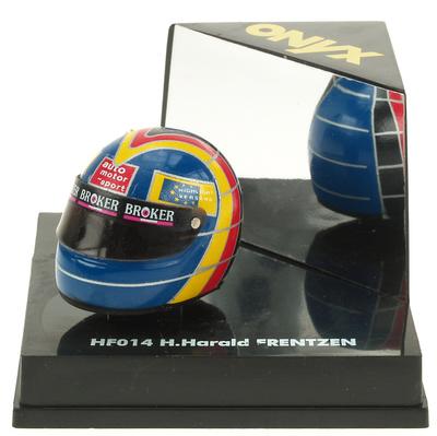 Casco F1 Heinz-Harald Frentzen Onyx 1/12