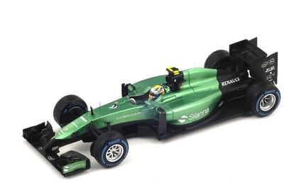 """Caterham CT05 """"GP. Japón"""" nº 9 Marcus Ericsson (2014) Spark 1:43"""