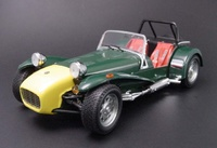 Caterham Super 7 Kyosho 1/18