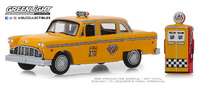 Checker Motors Marathon A11 Taxi con surtidor (1978) Greenlight 1/64