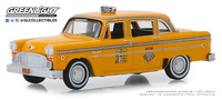 Checker Motors Marathon A11 Taxi de Nueva York (1981) Greenlight 1/64