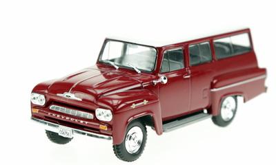 Chevrolet Amazona (1963) White Box 1:43