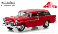 "Chevrolet Bel Air Nomad ""Home Improvement"" (1955) Greenlight 1/64"