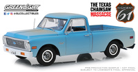 "Chevrolet C-10 ""La matanza de Texas"" (1974) Greenlight 1/18"