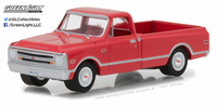 Chevrolet C10 100 aniversario (1968) Greenlight 1/64