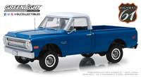 Chevrolet C10 con Kit elevación (1970) Greenlight 1/18