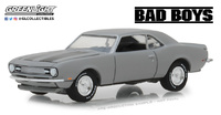 "Chevrolet Camaro ""Bad Boys"" (1968) Greenlight 1/64"