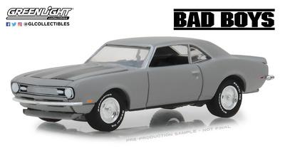 """Chevrolet Camaro """"Bad Boys"""" (1968) Greenlight 1/64"""