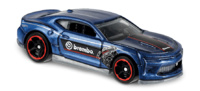 Chevrolet Camaro SS -Speed Graphics- (2018) Hot Wheels 1/64