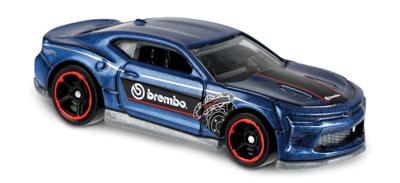 Chevrolet Camaro SS -Speed Graphics- (2018) Hot Wheels 1/64