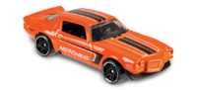Chevrolet Camaro -Speed Graphics- (1970) Hot Wheels 1/64