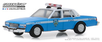 "Chevrolet Caprice ""NYPD"" (1990) Greenlight 1/64"