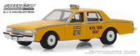 Chevrolet Caprice - Taxi Nueva York (1987) Greenlight 1/64