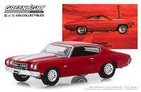"Chevrolet Chevelle ""BF Goodrich"" (1970) Greenlight 1/64"