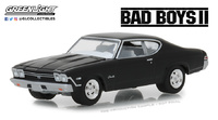 "Chevrolet Chevelle SS ""Bad Boys 2"" (1968) Greenlight 1/64"