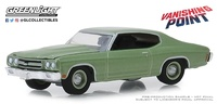 "Chevrolet Chevelle ""Vanishing Point"" (1970) Greenlight 1/64"