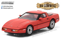 "Chevrolet Corvette C4 ""El Gran Lebowski"" (1985) Greenlight 1/43"