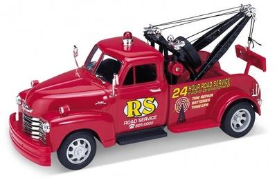 Chevrolet Grúa (1953) Welly 1:24