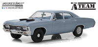 "Chevrolet Impala Sedan ""Equipo A"" (1967) Greenlight 1/18"