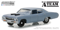 "Chevrolet Impala Sedan ""Equipo A"" (1967) Greenlight 1/64"
