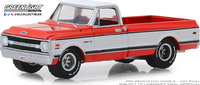 Chevrolet K10 4x4 Barret Jackson Lote nº 1584 (1969) Greenlight 1/64
