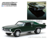 Chevrolet Monte Carlo (1970) Greenlight 1/64