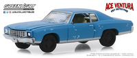 "Chevrolet Montecarlo (1972) ""Ace Ventura - Pet Detective"" (1994) Greenlight 1/64"