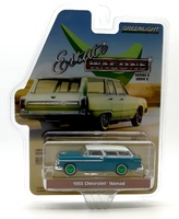 Chevrolet Nomad (1955) Green Machine 1/64