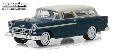 Chevrolet Nomad (1955) Greenlight 1/64
