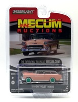 "Chevrolet Nomad ""Las Vegas 2018"" (1955) Green Machine 1/64"