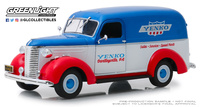 "Chevrolet Panel Truck ""Yenko Sales and Service"" (1939) Greenlight 1/24"