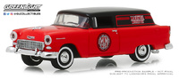Chevrolet Sedan Furgoneta - Marvel Mystery Oil (1955) Greenlight 1/64
