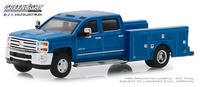 "Chevrolet Silverado 3500 ""Service Bed"" (2018) Greenlight 1/64"