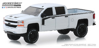 "Chevrolet Silverado ""Rally 2"" (2017) Greenlight 1/64"