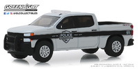 "Chevrolet Silverado SSV ""General Motors Fleet Police"" (2019) Greenlight 1/64"