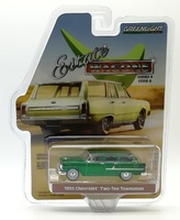 Chevrolet Two-Ten Townsman (1955) Green Machine 1/64